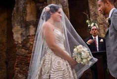 Rustic romantic destination wedding in Guatemala by Davina + Daniel Photography