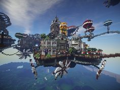Flying City