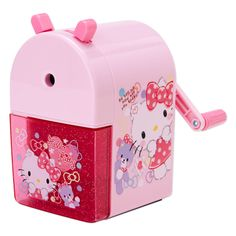 Hello Kitty manual sharpener Sanrio online shop - official mail order site