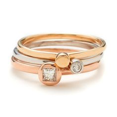 Stacking Rings | Anna Sheffield