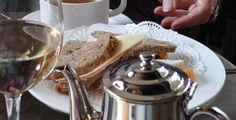 high tea in De Panne