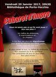 Cabaret d'improvisation théâtrale Porto-Vecchio le 11 février 2017 » Corsevent