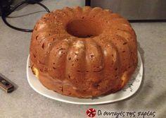 Σούπερ-αφράτο κέικ πορτοκαλιού