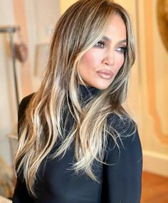 Jennifer Lopez Images, Nude Lip, Long Hair Styles, Natural Hair Styles, Hair Pictures, Hairspray, Fashion Beauty, Hair Makeup, Hair Color
