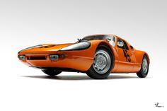 https://flic.kr/p/aqQPfb | Porsche 904 GTS 1000 km Nürburgring 1964 Team Pon #45 -Pon/Koch
