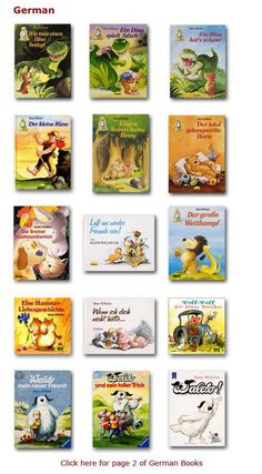 Children's Books Forever - Free children's books in German (also in English, Afrikaans, Danish, Dutch, Finnish, French, Indonesian, Japanese, Norwegian, Spanish and Swedish)!