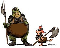 Pig guards
