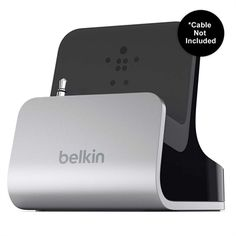 Charge + Sync Dock with Audio Port for iPhone 5 | Docks  Stands | Mobile Accessories | Products | Belkin USA Site