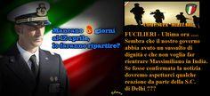 Comunita' Militare FUCILIERI - NON CI SONO ANCORA  CONFERME UFFICIALI .....