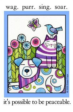 https://www.etsy.com/listing/24805349/childrens-art-print-whimsical-dog-cat