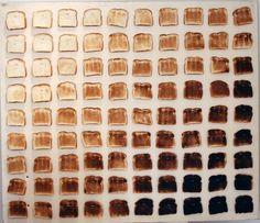 90 Shades of Burned oder die Übersicht der Toaster-Pantone