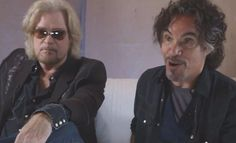 Soon to be Rock and Roll Hall of Fame inductees Daryl Hall and John Oates sat down with us at the 2013 Life is good Festival to talk about their early days, what inspired them to keep making music, and the role optimism has played in their journey as artists. #LigFEST