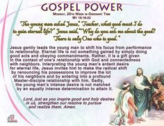 Gospel Power - August 19