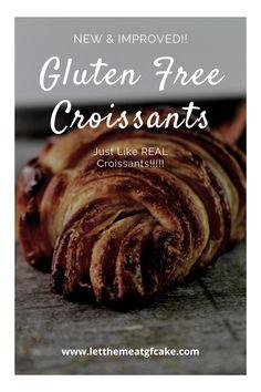 Gluten Free Treats, Gluten Free Diet, Gluten Free Baking, Gluten Free Desserts, Gluten Free Recipes, Dairy Free, Patisserie Sans Gluten, Dessert Sans Gluten, Bon Dessert