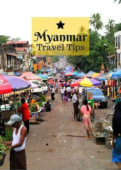 Myanmar Travel Tips – 15 Things to Know Before Visiting Burma by http://DrifterPlanet.com