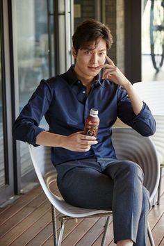 Lee Min Ho chosen as model for 'Coca-Cola' coffee brand | allkpop