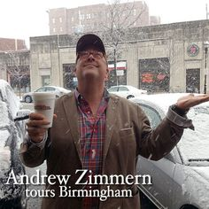 @Andrew Zimmern tours Birmingham. http://itswa.de/Xu22Ux