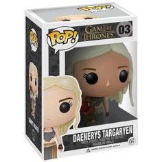 Game of Thrones Daenerys Targaryen Vinyl Figure 03 Figurine de collection Standard
