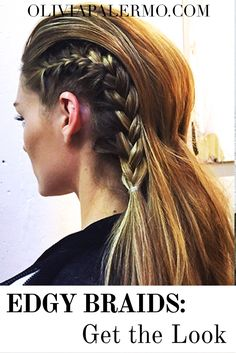 Looking to switch up your go-to holiday hairstyle? This tutorial's for you.