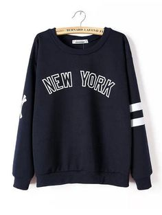 Funny sweatshirts leisure round neck pullover tops CY-D1024C9