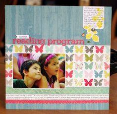 Summer Reading Program by Leigh Penner