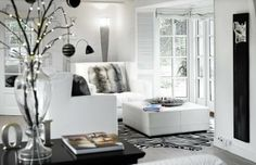 Interior: Hvitt – i – hvitt on Pinterest  White Nursery ...