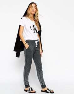 ASOS Supersoft Washed Joggers