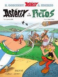 CATALONIA COMICS: ASTERIX Y LOS PICTOS