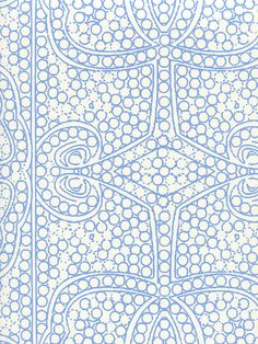 Quadrille, China Seas, Alan Campbell, Home Couture, Cloth and Paper wallpapers