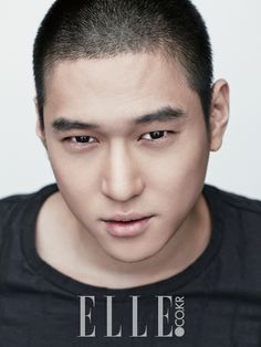 """Go Kyung Pyo - Elle Magazine February Issue '15  -From """"Tomorrow's Cantibile"""""""