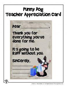 Printable Teacher Appreciation Cards   Woo! Jr. Kids Activities Classroom Activities, Activities For Kids, Teacher Appreciation Cards, Teacher Worksheets, Lesson Plans, New Books, Jr, Printables, Writing