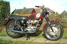 Bonneville 650 T120R, 1970-1971