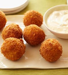 Recipe For Buffalo Chicken Cheese Balls - These are simple, delicious and perfect for Super Bowl Sunday or any party! My family and friends always rave about them.
