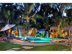 Meditteranean Resort Style Pool
