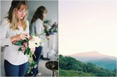 The Farmer and { The Florist } Interview: Kelly Perry of Philosophy Flowers