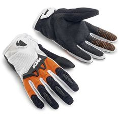 Dirt Bike KTM OEM Parts 2015 Youth Spectrum Gloves | MotoSport