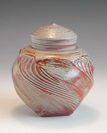 Fergus Stewart  Wood-fired Stoneware Salt and Shino Glazes