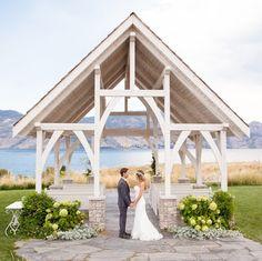 At Sanctuary Gardens   Okanagan Outdoor Wedding Venue In West Kelowna,  B.C., Canada / Wedding Photographer   Candid Apple Photography | Pinterest  | Wedding ...