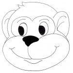 macaco molde