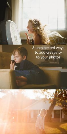 8 unexpected ways to add creativity to your photos by April Nienhuis