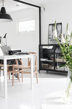 Via Stylizimo | White | Wegner Wishbone Chair