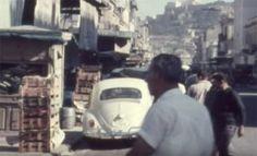 Δείτε το υπέροχο βίντεο με τους δρόμους της Αθήνας το μακρινό 1962