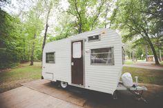 Our restored/rebuilt 1967 Trailblazer vintage camper