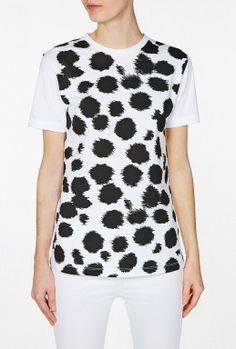 Jersey All Over Cheetah T-Shirt by Etre Cecile