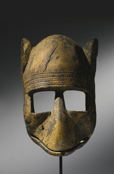 DOGON MASK, MALI Height: 10 3/8 in (26.4 cm)