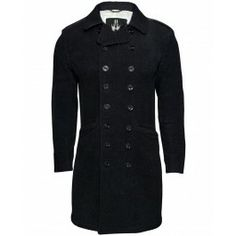 The black wool coat is an item that lasts for several winters. It is a classic colour and look and the quality is excellent. Black Wool Coat, Long Wool Coat, Wool Coats, Gentleman, Winter Time, Formal, February, Jackets, Colour