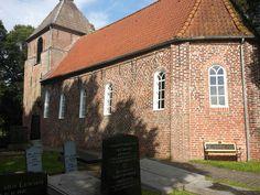 Old church // East Frisia