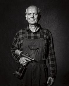 Workers portrait /Klimawent on Photography Served