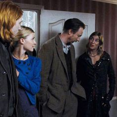 Fleur Delacour Weasley, Bill Weasley, Remus Lupin and Nymphadora Tonks Lupin