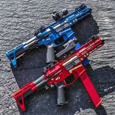 Airsoft Guns for sale at wholesale prices. Buy electric airsoft guns, gas airsoft pistols and rifles in bulk at the cheapest rates. Weapons Guns, Guns And Ammo, 2 Guns, Zombie Weapons, Rifles, M4 Airsoft, Armas Airsoft, Armas Ninja, Ar Pistol
